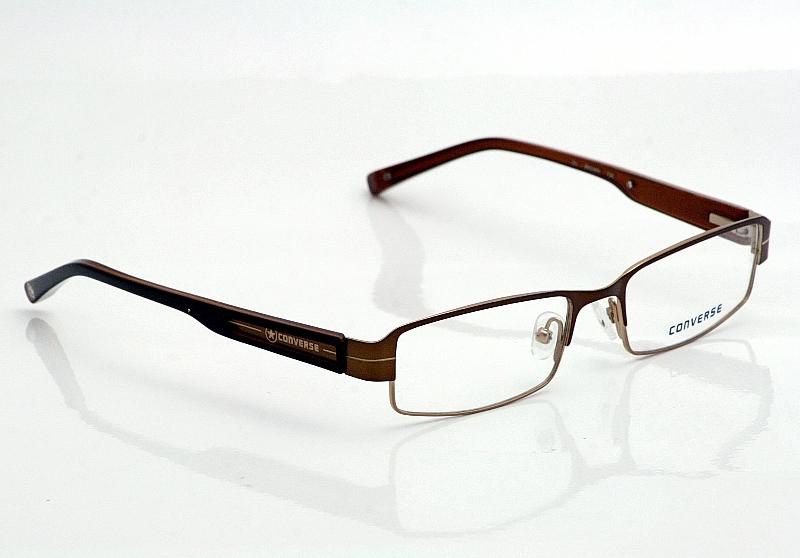 3f905e9fb7e Converse Eyeglasses DJ Brown Optical Frames by Converse