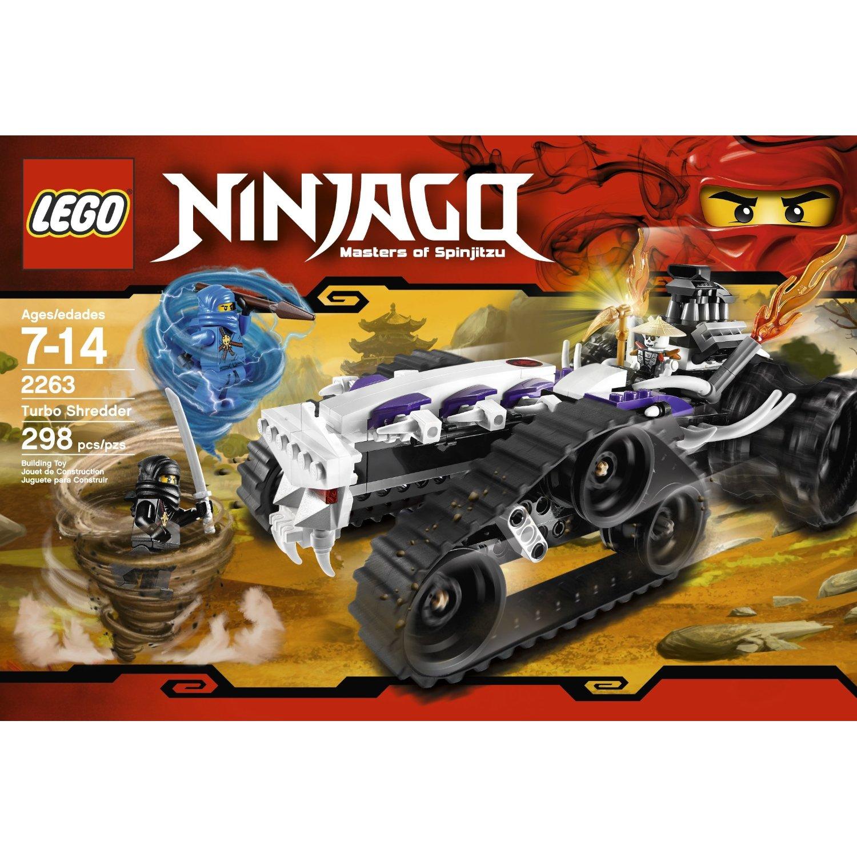 lego ninjago turbo shredder 2263 building toy toys hobbiesbuilding toyslego