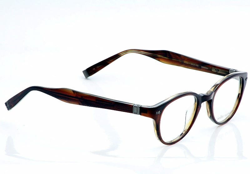 Line Art Xl 2063 Eyeglasses : John varvatos eyeglasses v brown horn optical frames