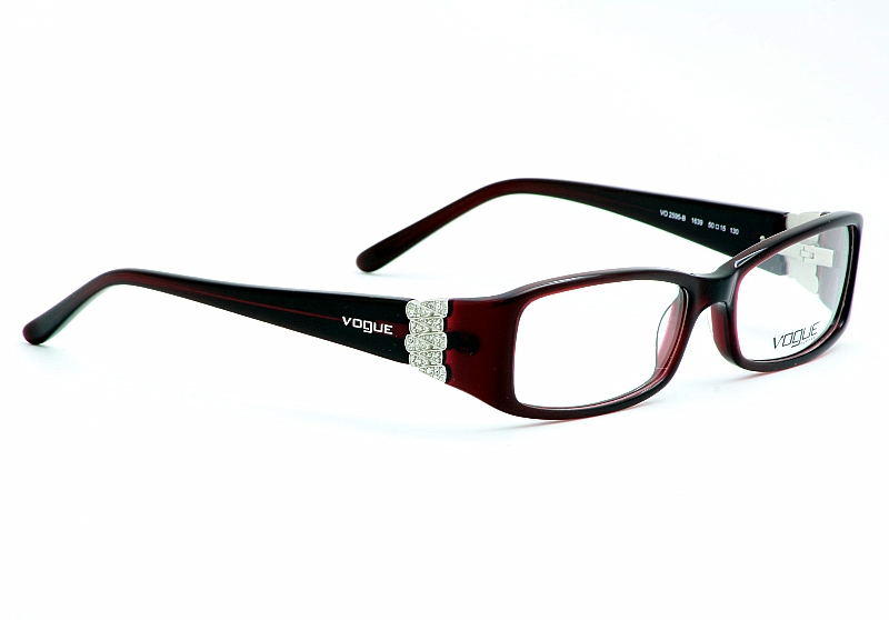 477f2daed0c VOGUE Eyeglasses VO 2595-B Wine Optical Frames by Vogue