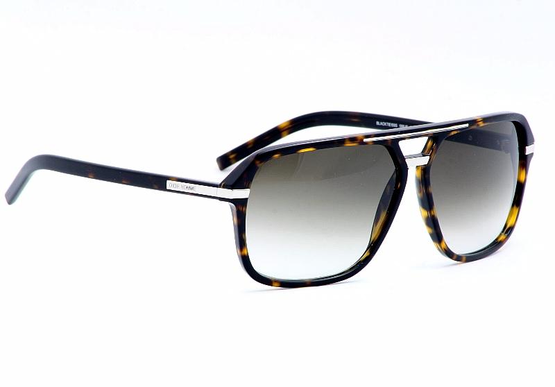 1e382f68c4e Dior Homme Sunglasses Black Tie 109-S Dark Havana Shades by Dior Homme