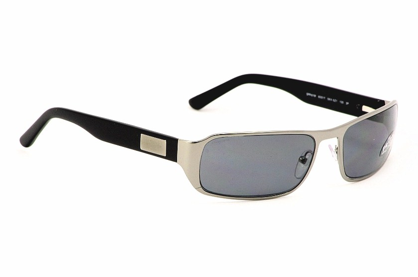 674b029f5f Prada Sunglasses SPR61M SPR 61M Gunmetal Polarized Shades by Prada