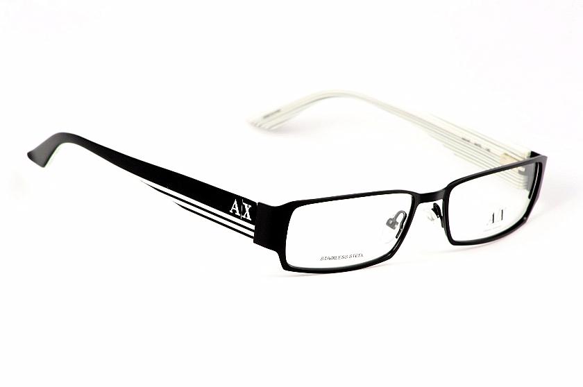 Armani Exchange Eyeglasses AX147 Matte Black Optical Frame ...