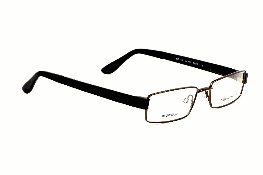 Kenneth Cole KC110 Eyeglasses Brown Optical Frames /Health ...