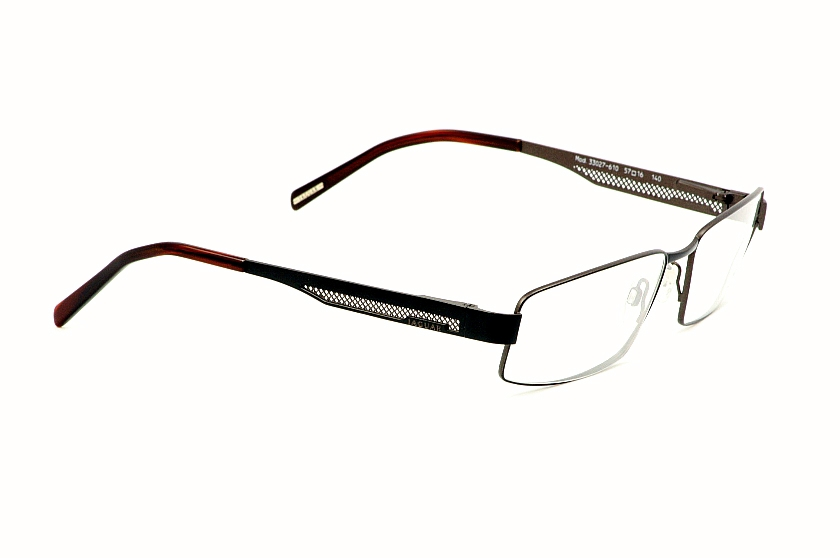 JAGUAR 33027 Eyeglasses Black 610 Matte Optical Frame