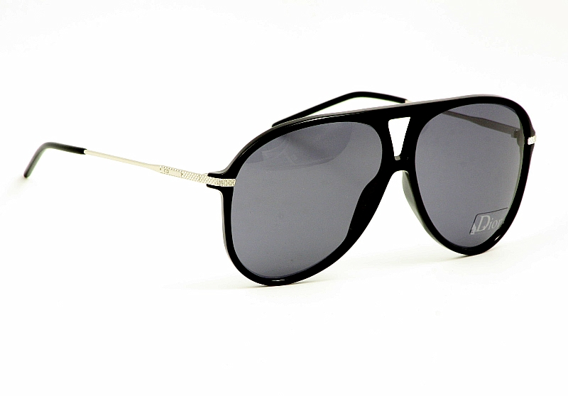 35aa90bda4e7 Dior Homme Sunglasses BlackTie 129S 129 S Black Aviators by Dior Homme