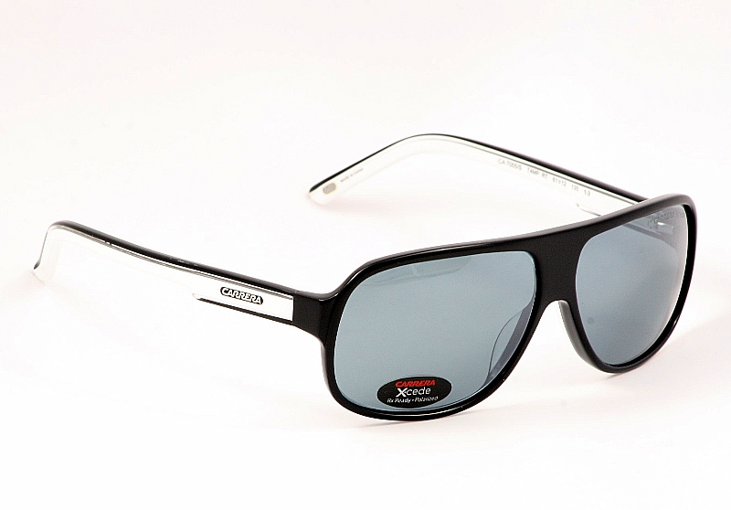 4eb15c262bb6 Carrera X-cede Sunglasses 7005/S 7005S T4MP Black/Crystal Shades by Carrera
