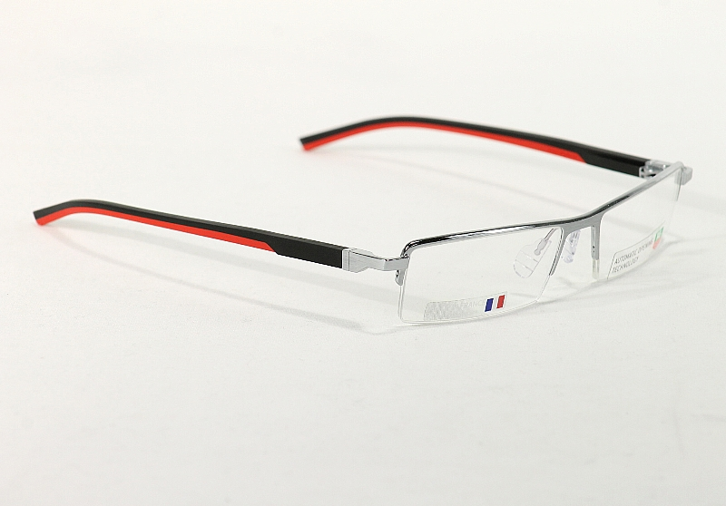 Eyeglass Frame Tags : TagHeuer Eyeglasses 0822 TH0822 002 Red/Black Tag Heuer ...