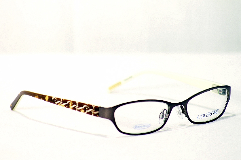 dc423fcf273 Cover Girl Eyeglasses CG371 CG-371 048 Brown Optical Frame by Cover Girl.  Touch to zoom. 123