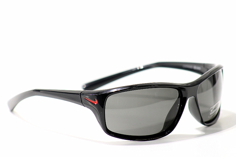 78335a0458a Nike Sport Men s Adrenaline EV0605 EV-0605 001 Black Wrap Sunglasses 64mm