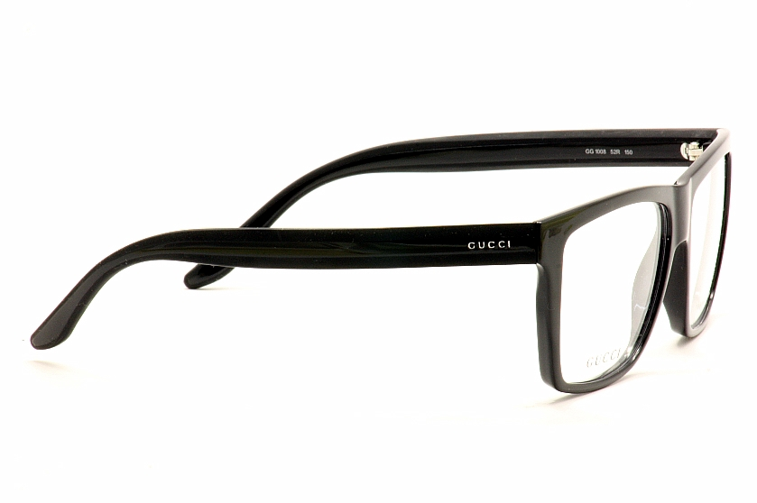 Eyeglass Frames Gucci : Gucci Eyeglasses 1008 Full Rim Optical Frame /Health ...
