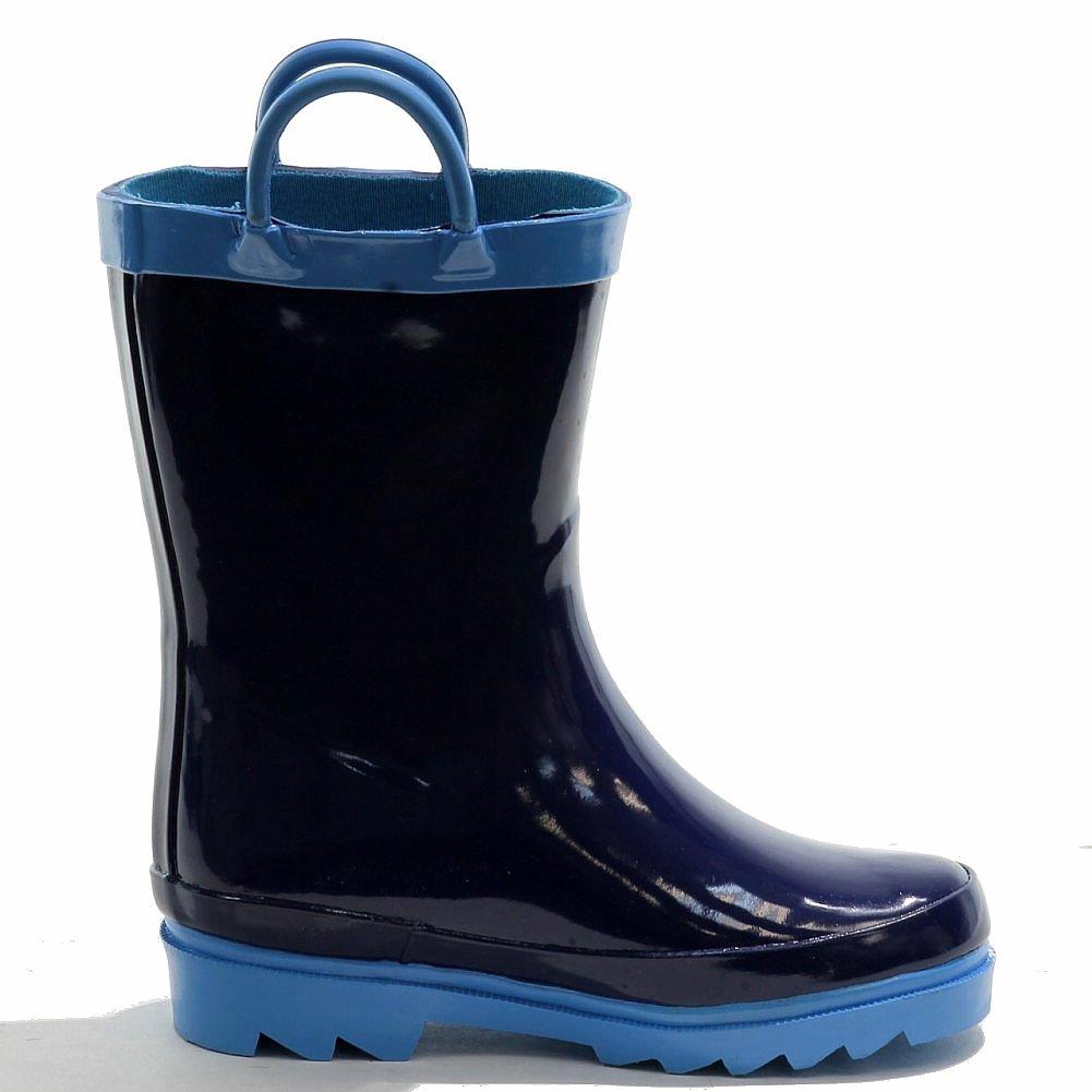 thomas friends boy s fashion rain boots navy blue shoes toddler little