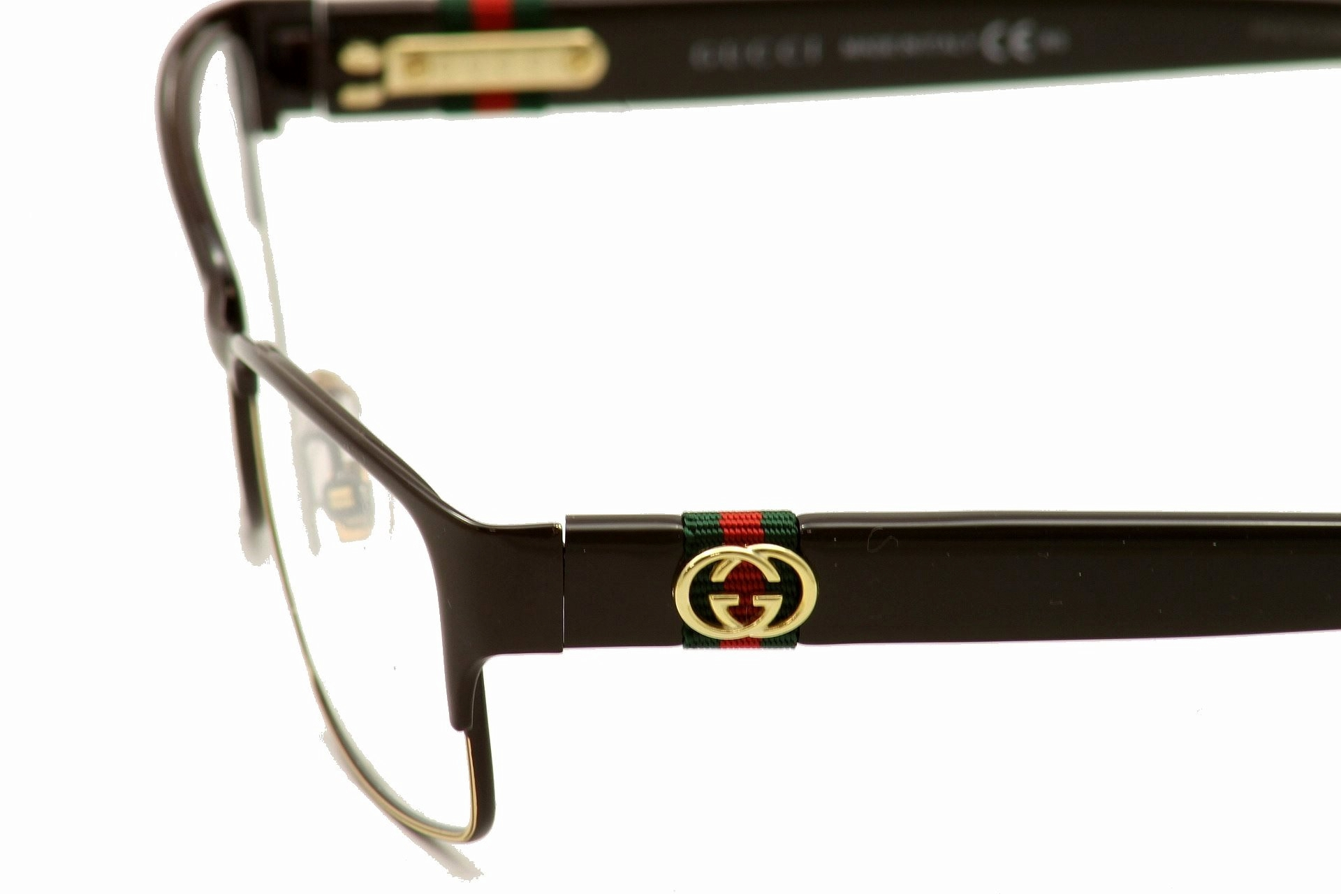 Gucci Ladies Eyeglass Frames : Gucci Womens Eyeglasses 4244 Full Rim Optical Frame