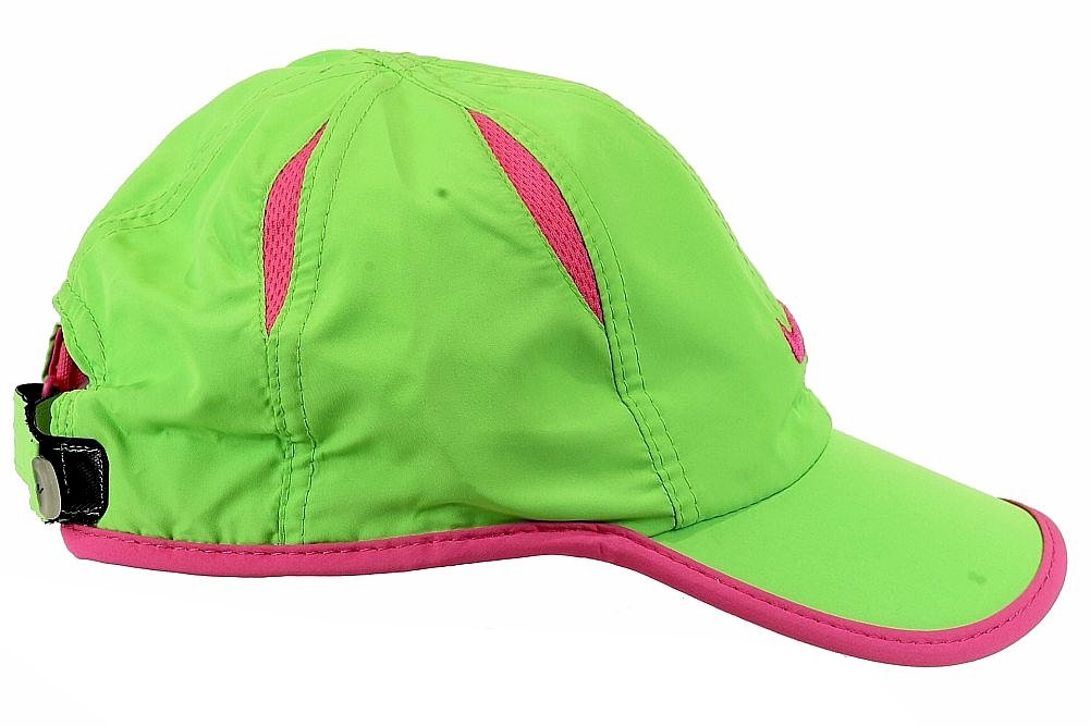 8e284fb0d Nike Toddler Girl's Embroidered Swoosh Logo Dri-Fit Baseball Cap 2/4T