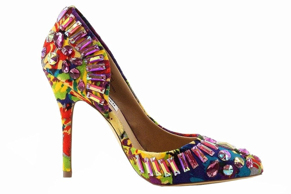 Steve Madden Women's Galactik Fashion Pump Stilettos Shoes by Steve Madden