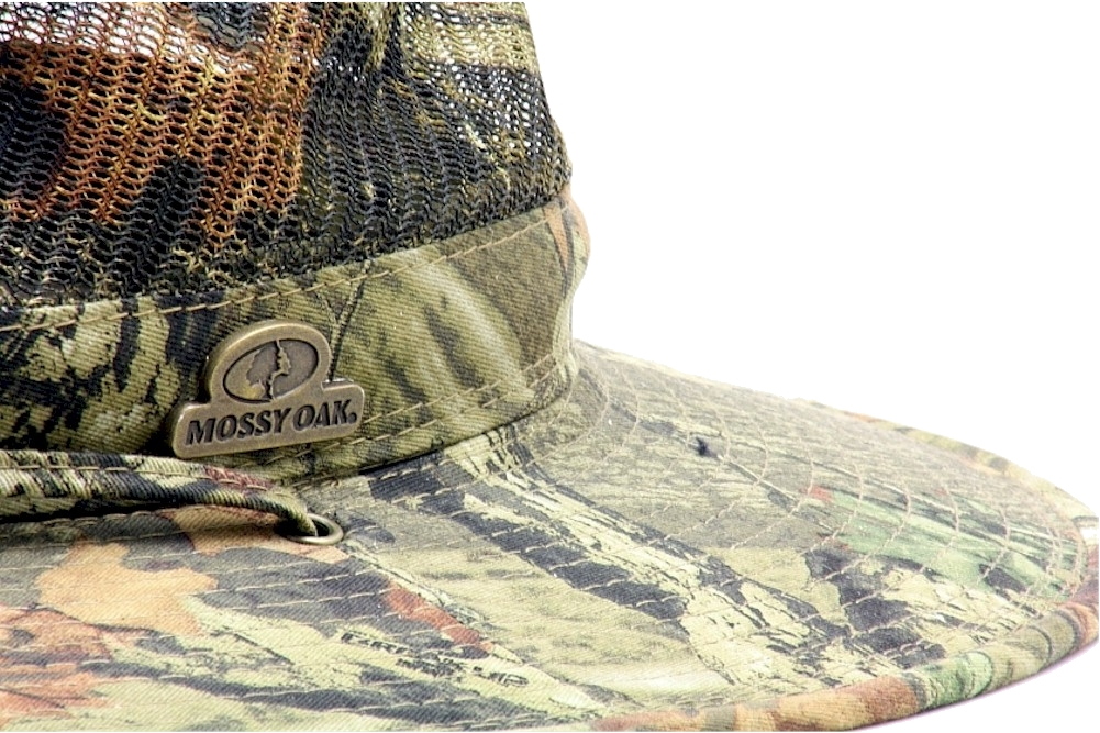 3b49b7377dafbe Dorfman Pacific Mossy Oak Break-Up Infinity Mesh Safari Hat by Dorfman  Pacific