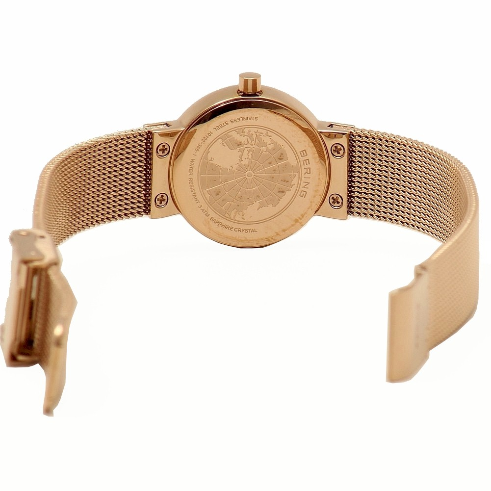 f888aebf813 Bering Women s 10122-366 Classic Rose Gold Analog Watch by Bering. Touch to  zoom. 123