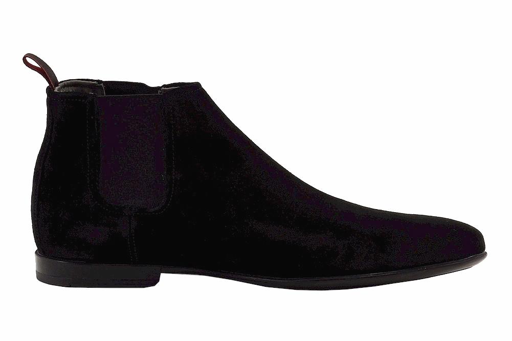 Buy Men Shoes / Hugo By Hugo Boss Pachel Suede Chelsea Boots
