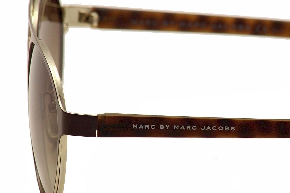 9772ca435d87 Marc By Marc Jacobs Women's MMJ453S MMJ 453/S Fashion Pilot Sunglasses by Marc  Jacobs