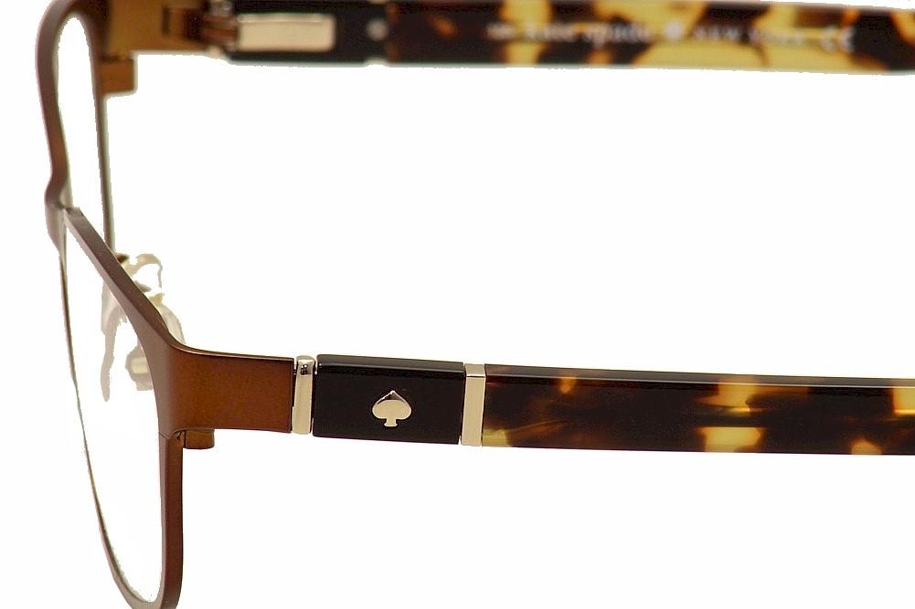 Kate Spade Jayla Eyeglass Frames : Kate Spade Womens Eyeglasses Jayla Full Rim Optical Frame