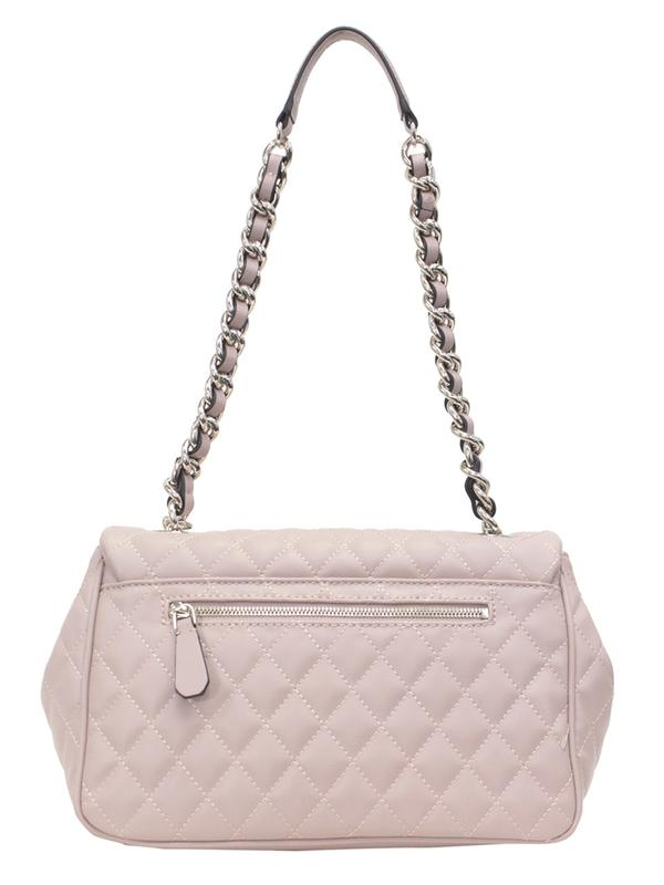 100% authentic top-rated latest online retailer Details about Guess Women's Sweet Candy Quilted Shoulder Handbag
