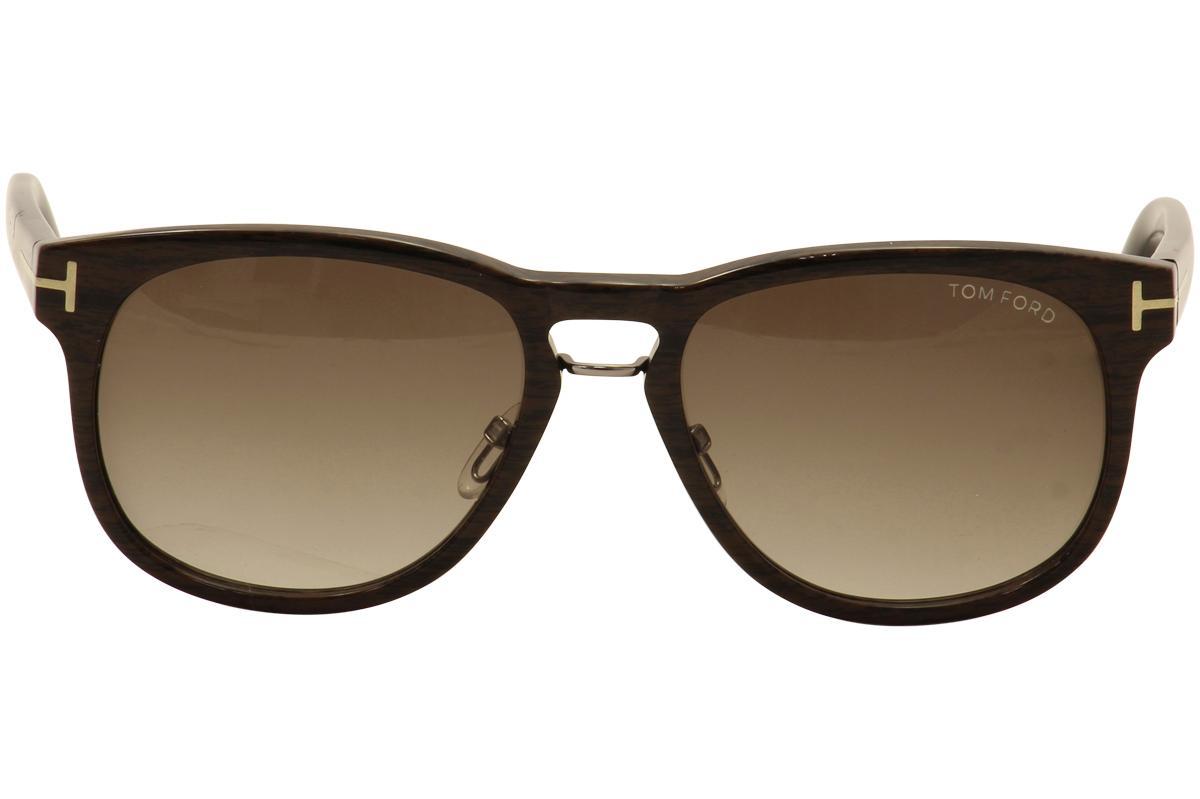908b9e9e728 Tom Ford Men s Franklin TF346 TF 346 Wayfarer Sunglasses by Tom Ford