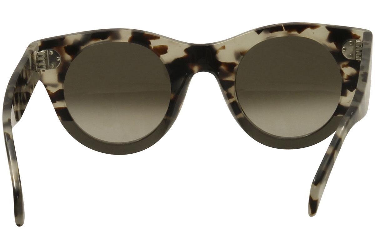 ee11d57666d7 Celine Women s CL41425S CL 41425 S Round Sunglasses by Celine