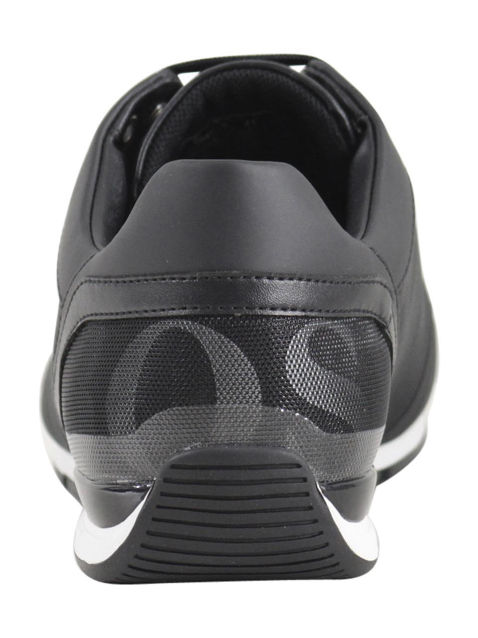 hot sales vast selection release date: Hugo Boss Men's Saturn Memory Foam Low-Top Sneakers Shoes