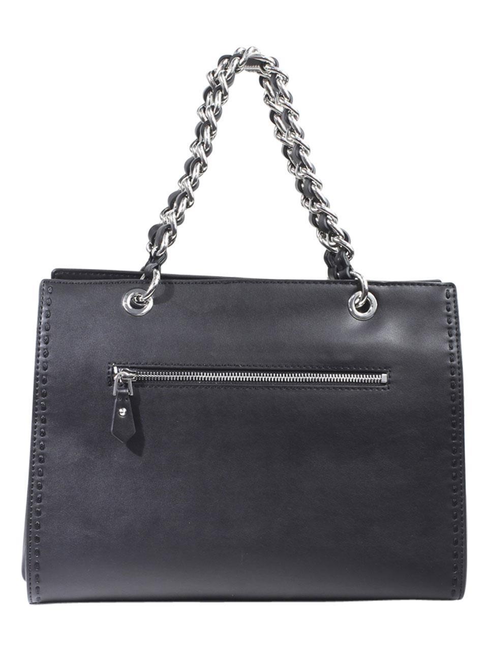 Guess-Women-039-s-Sawyer-Satchel-Handbag thumbnail 10