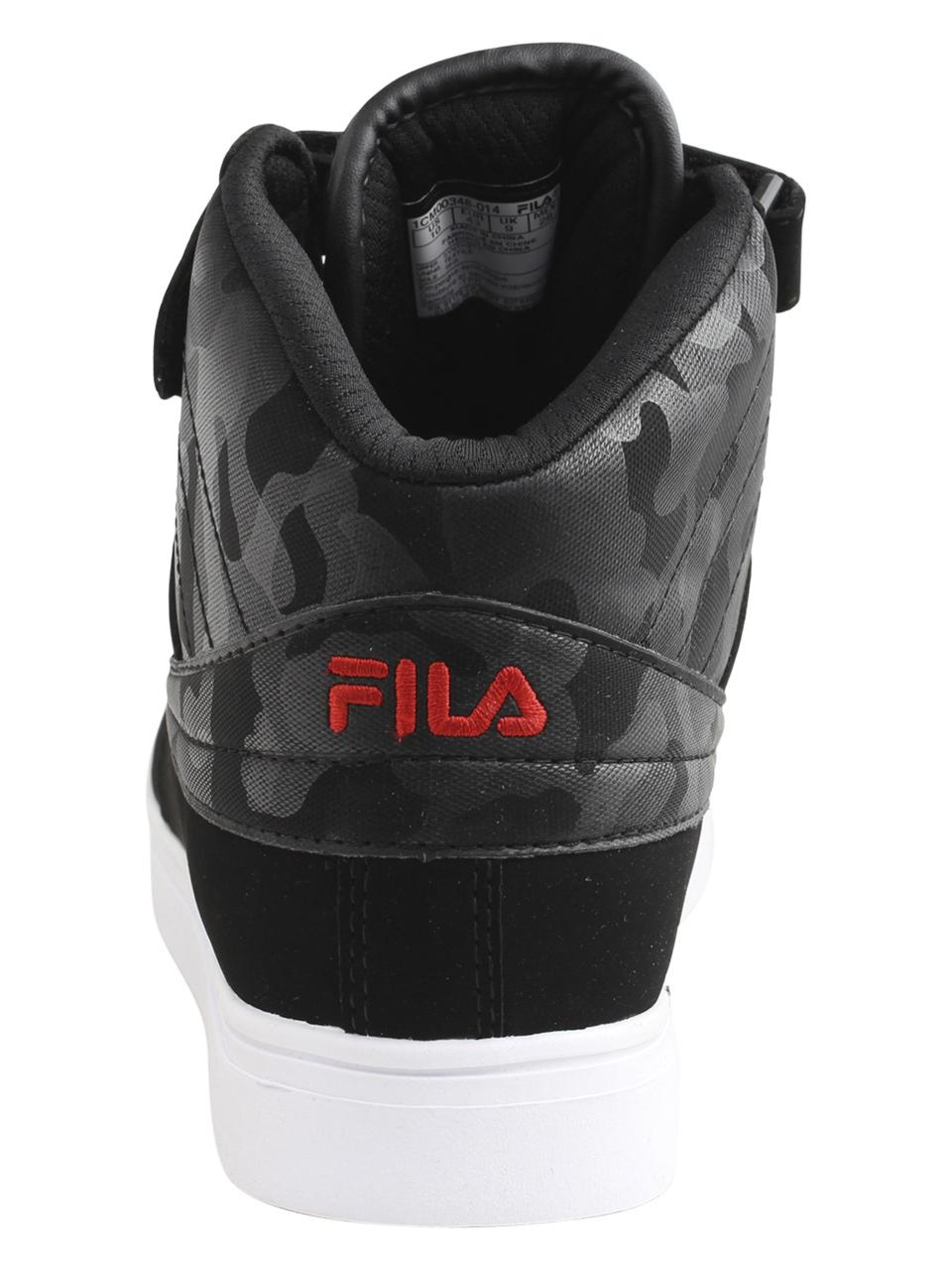 bf275b9e12dea Fila Men's Vulc-13-MP-Camo Sneakers Shoes