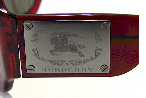 f024f757a209 BURBERRY B4035 Red 3033/3 Sunglasses by Burberry. Touch to zoom. 1234567