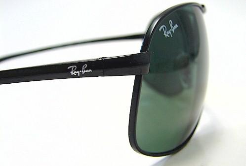 28baa9880f Ray Ban RB 3387 Sunglasses RayBan RB3387 Black 006 71 Shades