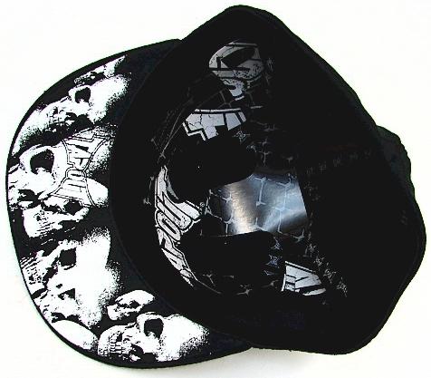 tapout graveyard black cap hat