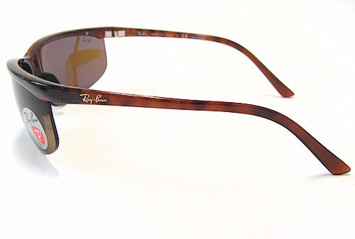 1205d0892f0f Ray Ban RB 4021 Sunglasses RayBan RB4021 Brown 628/83 Polarized by Ray-Ban