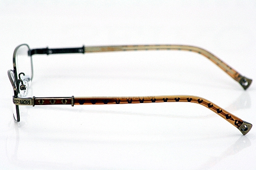 TRUE RELIGION Rusty Eyeglasses Light Bronze Optical Frames