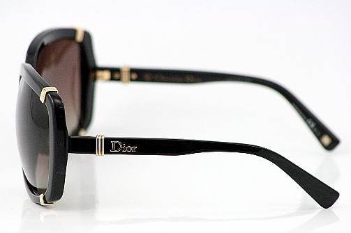 1c927b833392 Christian Dior DiorChicago1 Sunglasses Dior Chicago 1 Black Shades by Christian  Dior