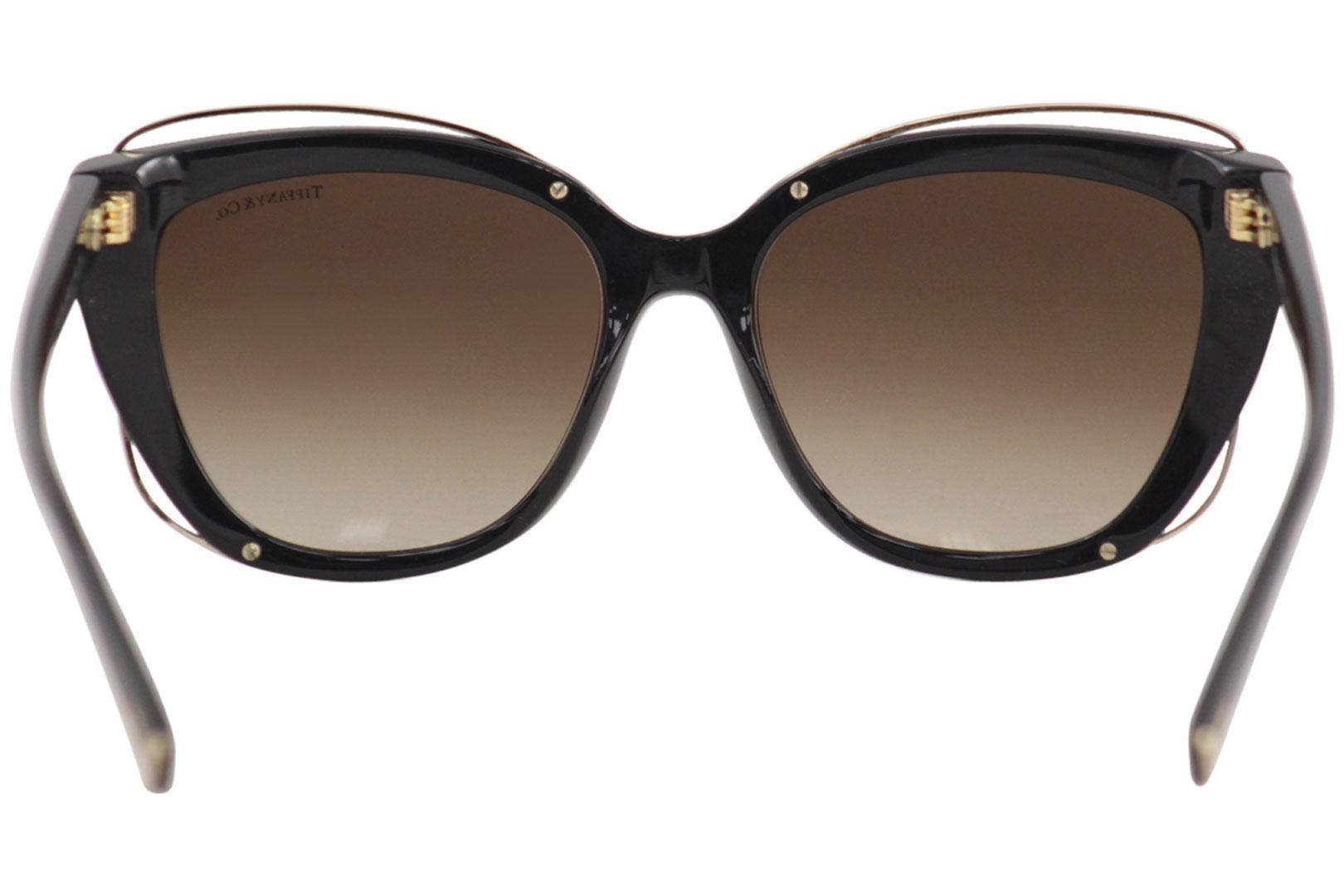 34a9eba4fd5f5 Women s TF4148 TF 4148 Fashion Cat Eye Sunglasses by Tiffany   Co.