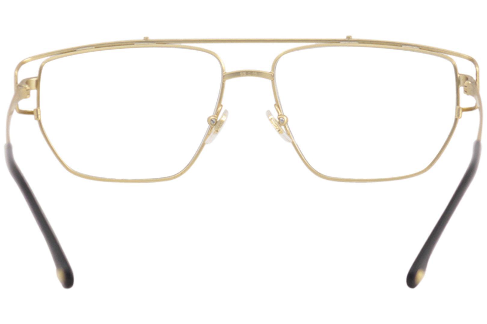d378a960aa Versace Men s Eyeglasses VE1257 VE 1257 Full Rim Optical Frame by Versace