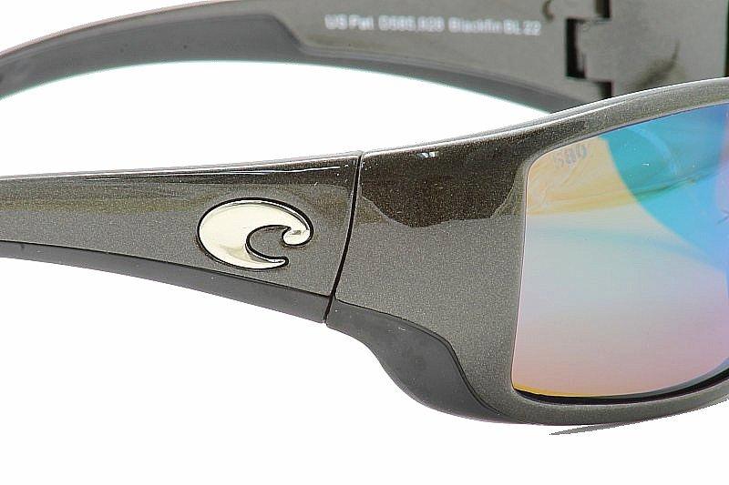 28db096fc6 Costa Del Mar Blackfin 580G Gunmetal Mirror Polarized Sunglasses 60MM by Costa  Del Mar
