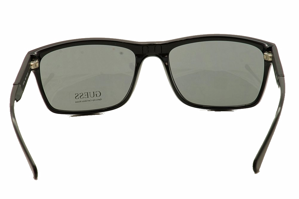 97b70ddbf5 Guess Men s GU6756 GU 6756 Square Sunglasses by Guess