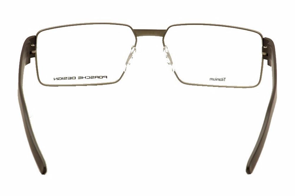 6230a81dc8d0 Porsche Design Men s Eyeglasses P 8204 P8204 Full Rim Optical Frame by Porsche  Design