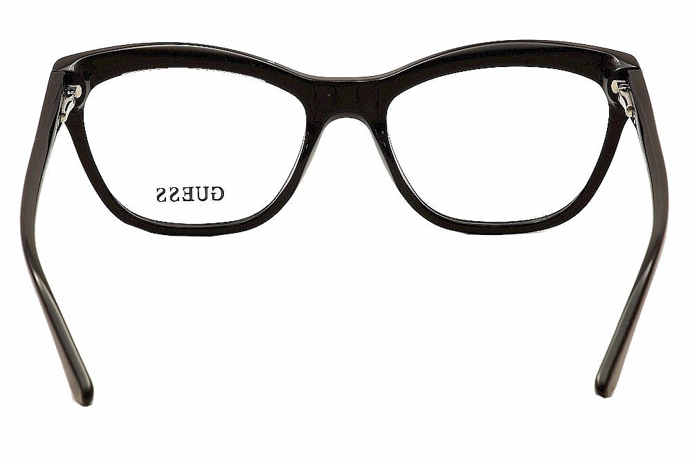262da6e16bb Guess Women s Eyeglasses GU2463 GU 2463 Full Rim Optical Frame by Guess