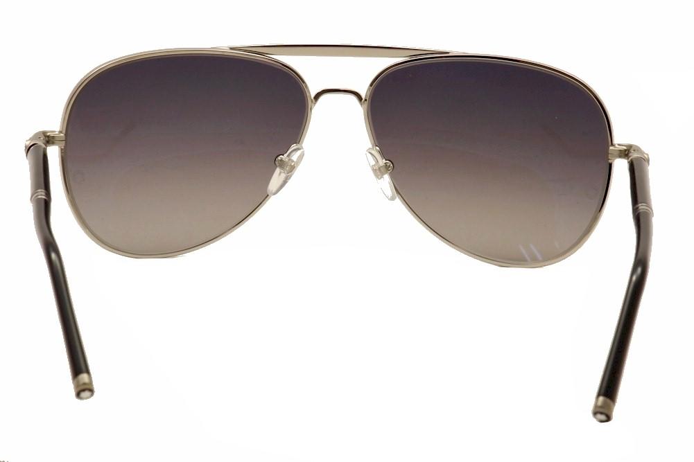 6b5a67efd4 Mont Blanc Men s 519S 519 S Aviator Sunglasses by Mont Blanc