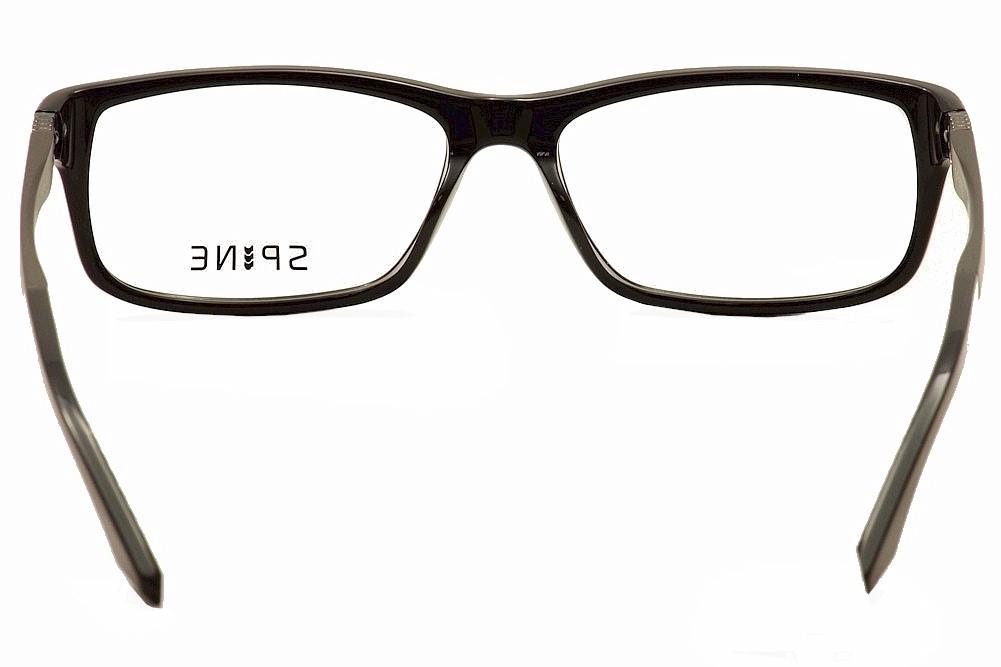 65c1322e8e Spine Eyeglasses SP1001 SP 1001 Full Rim Optical Frame by Spine