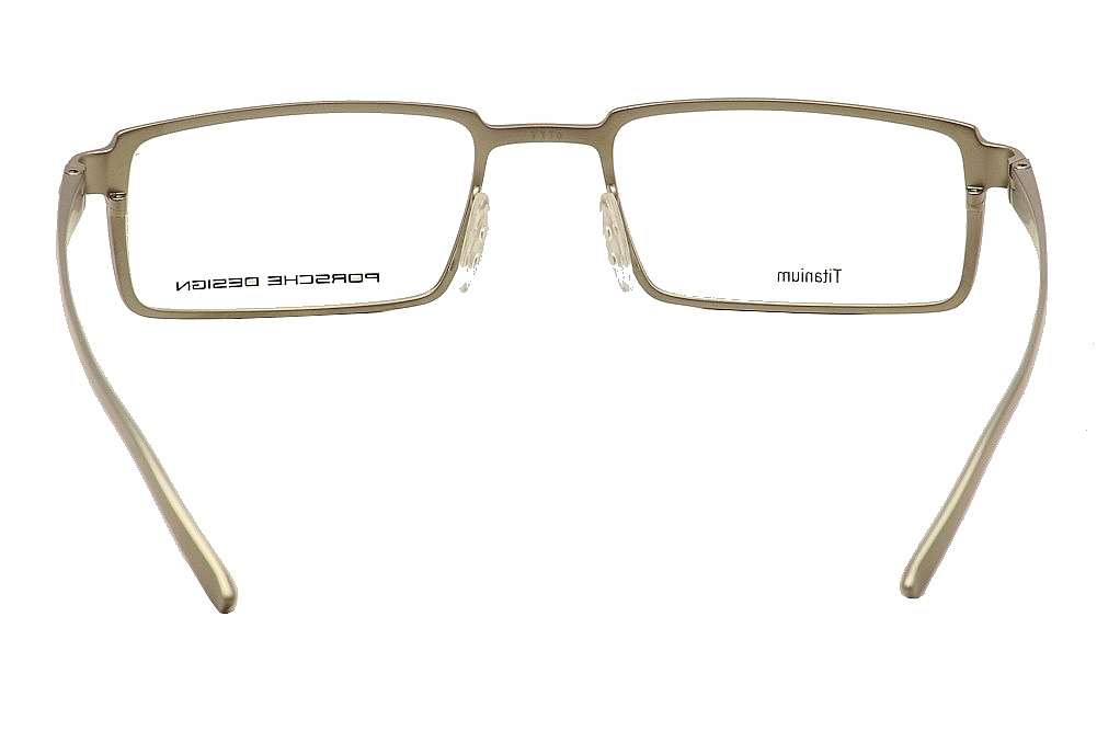 7313e2353f0 Porsche Men s Eyeglasses P 8157 P8157 Full Rim Titanium Optical Frame by Porsche  Design