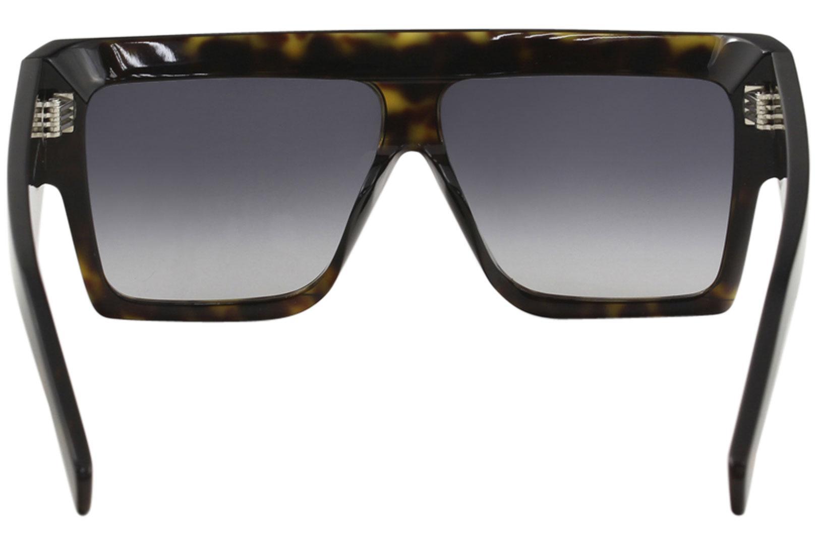 63dcf481e7e Celine Women s CL40030F CL 40030 F Fashion Pilot Sunglasses by Celine
