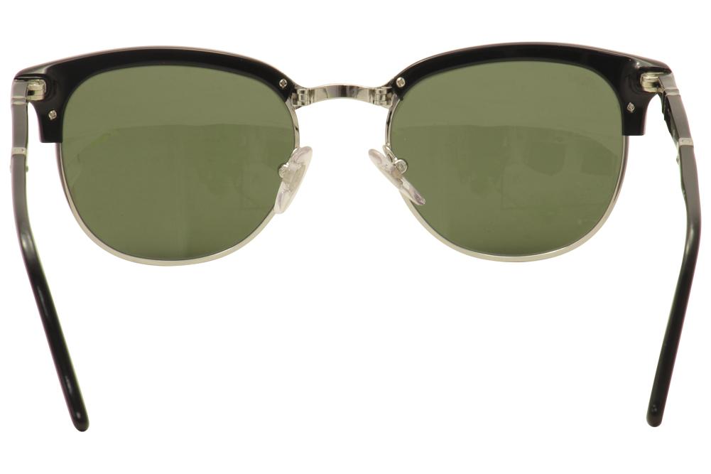 0f8b0a2b4bd52 Persol Men s 3132S 3132 S Folding Pilot Sunglasses by Persol