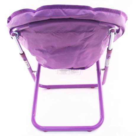Beau Dora The Explorer Kids Pink/Purple Folding Mini Saucer Chair By Dora The  Explorer