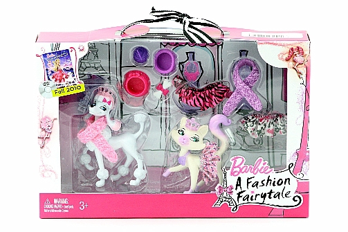 Fashion Fairy Tale Toy Zoom