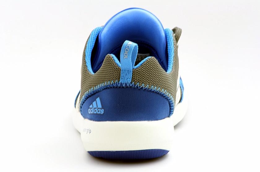 adidas mens outdoor barca cc - acqua scarpe blu